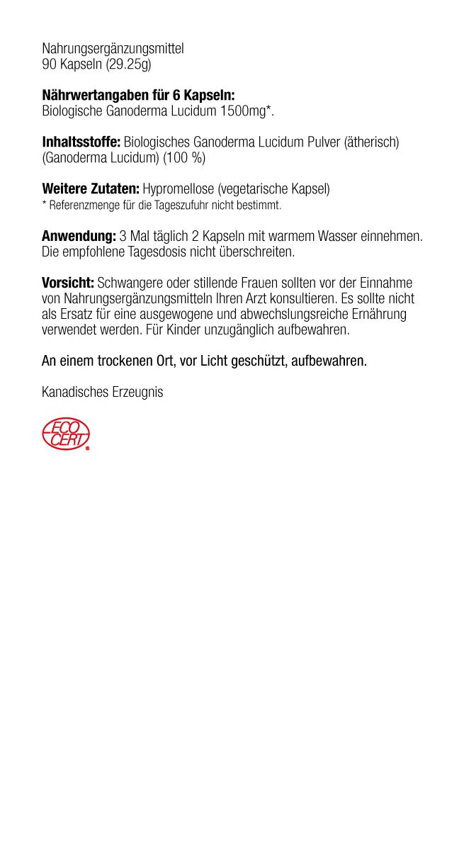 DE-ganoderma