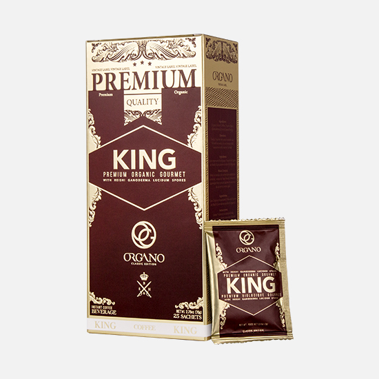 King of Coffee, best organic coffee, arabica coffee